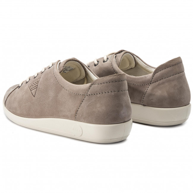 summer Grey Sneakers Ecco 20650302375 Chaussures Basses 2019 0 2 Soft Warm Femme Spring WE2DH9IY