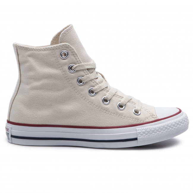 q2 159484c summer Baskets Sneakers Hi Chaussures 2019 Natural Ivory Converse Basses Ctas Spring Femme DHW2EI9