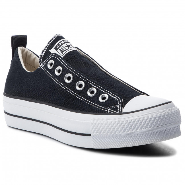 Sneakers Black white 2019 Femme Fashion q2 Ox summer 563456c Baskets black Spring Chaussures Basses Ctas Converse 0PmwOvNny8