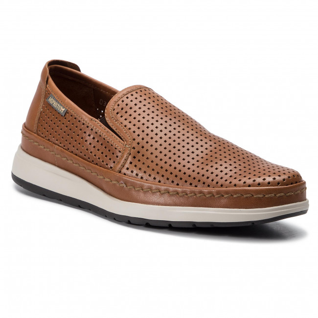 Basses H3904 Detente Homme Perf Spring 2019 Mephisto Chaussures Hadrian Chestnut summer QerEdxCBoW