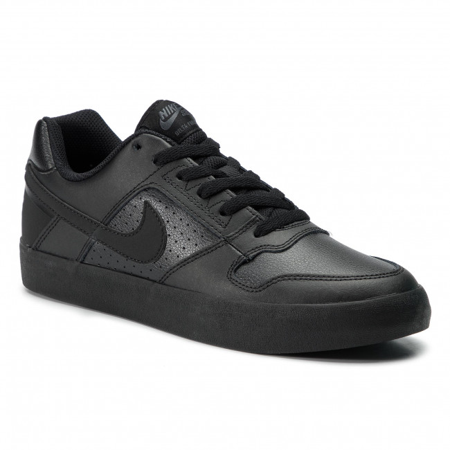 purchase cheap 4c5e0 92197 Chaussures NIKE - Sb Delta Force Vulc 942237 002 Black Black Anthracite