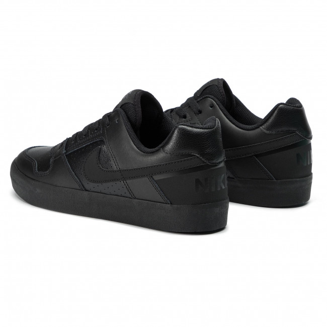 purchase cheap 55d4f 8c430 Chaussures NIKE - Sb Delta Force Vulc 942237 002 Black Black Anthracite