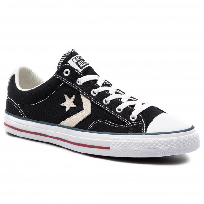 Ox Star Basses Femme Spring 2019 milk Converse q1 Sneakers Black Baskets Chaussures summer Player 144145c SMpUzV