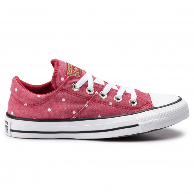 Fall q4 Madison Converse Ctas 2018 gold winter Baskets Basses Red Sneakers Ox Femme white Chaussures 560690c wvnmN80O
