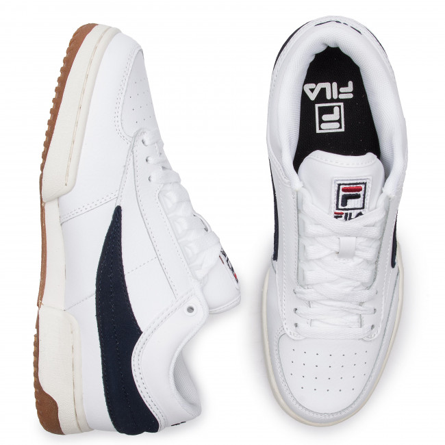 Homme summer 2019 White Sneakers T1 01c Spring 1010496 Fila Basses fila Navy Chaussures Mid f6gyvI7bY