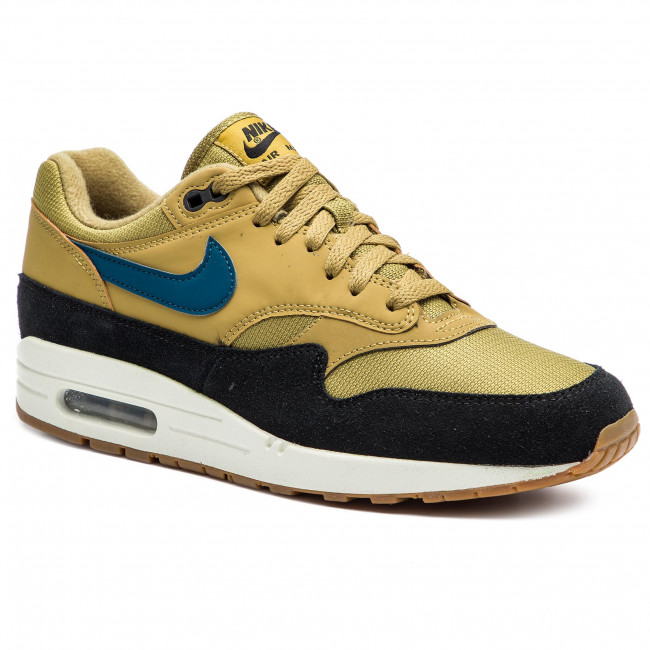 Chaussures blue Golden Nike Basses winter q3 black Air Ah8145 Moss Sneakers Homme Fall 2018 1 302 Force Max m80Nnw