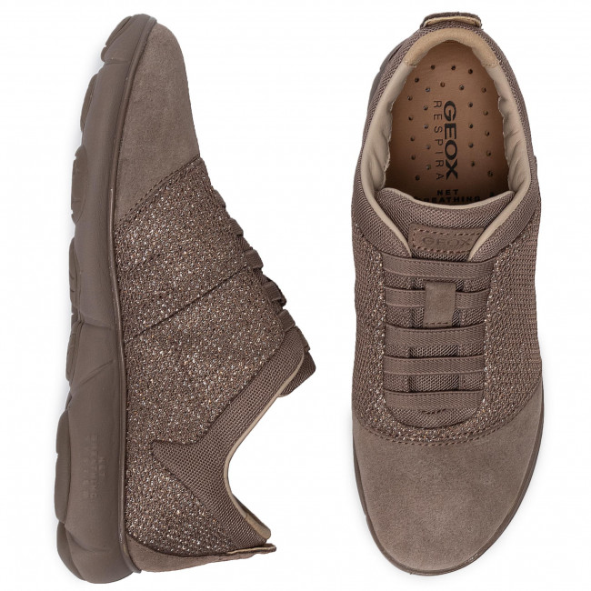 Chaussures basses HELIOS - 331 Beż - Plates - Chaussures basses - Femme