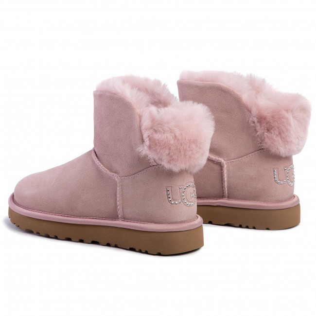 100% Garanti Chaussures femme Chaussures UGG - W Classic Bling Mini 1105364  Pcry - UGG - Bottes et autres - Femme xIRJu