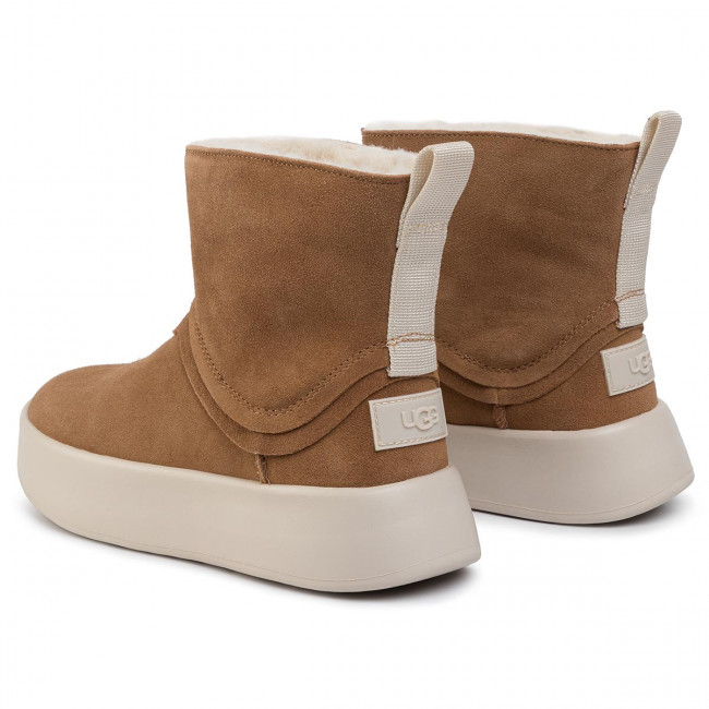 La Fourniture Chaussures femme Chaussures UGG - W Classic Boom Boot 1104613 Che - UGG - Bottes et autres - Femme 2GFqC