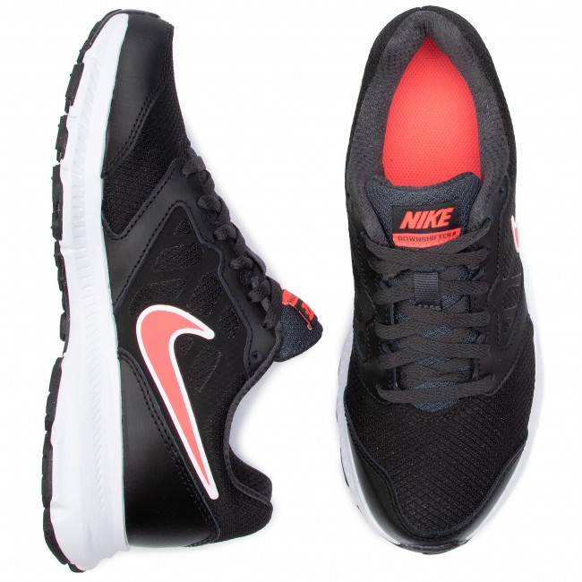 Chaussures NIKE Downshifter 6 684765 002 BlackHyper PunchAnthracite