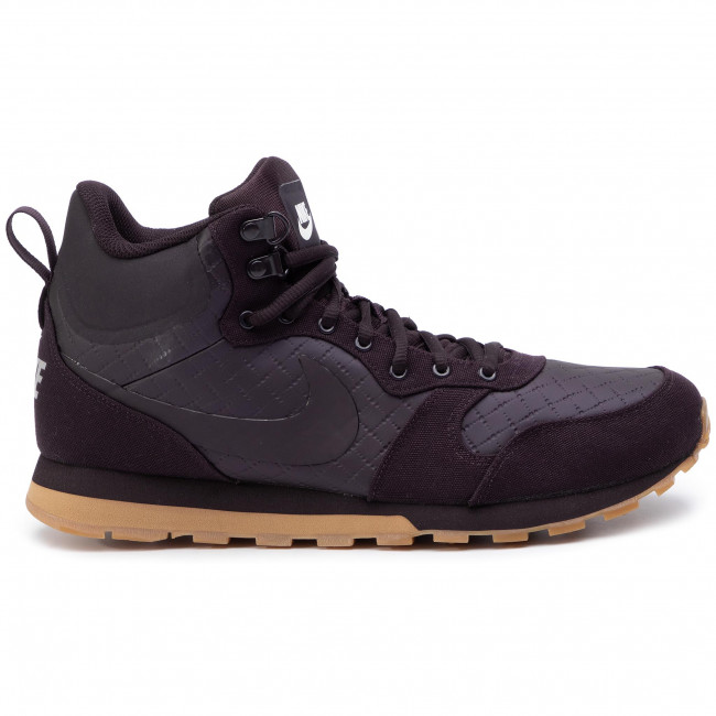 Super Chaussures homme Chaussures NIKE - Md Runner Mid Prem 844864 600 Burgundy Ash/Burgundy Ash - Sneakers - Chaussures basses - Homme pmRAJ