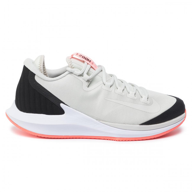 Sport Sexy Chaussures homme Chaussures NIKE - Nikecourt Air Zoom Zero Cly AA8017 009 Light Bone/Light Bone/Black - Tennis - Chaussures de sport - Homme PBCjg