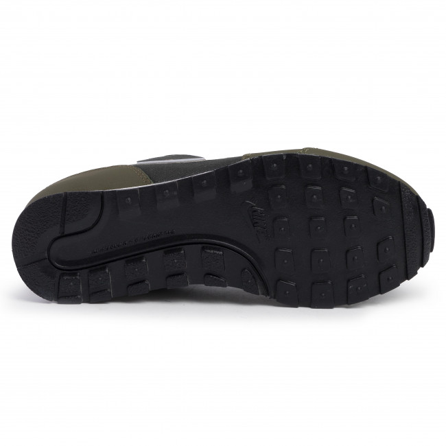 Chaussures NIKE MD Runner 2 (GS) 807316 301 SequoiaWolf GreyOlive Canvas