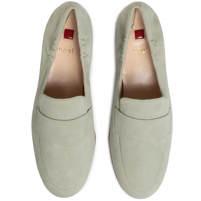 Particulier Chaussures femme Loafers HÖGL - 9-101602 Salvia 5100 - Loafers - Chaussures basses - Femme SLzDc