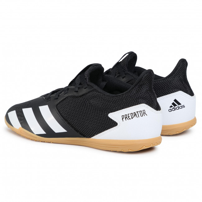 La Fourniture Chaussures homme Chaussures adidas - Predator 20.4 In Sala FW9206 Cblack/Ftwwht/Gum3 - Football - Chaussures de sport - Homme Gk0O6