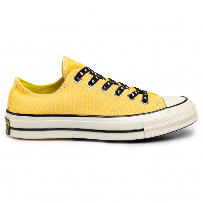 Exclusif Chaussures femme Sneakers CONVERSE - Chuck 70 Ox Butter 164214C  Butter Yellow/Fres - Baskets - Chaussures basses - Femme 5jpEU