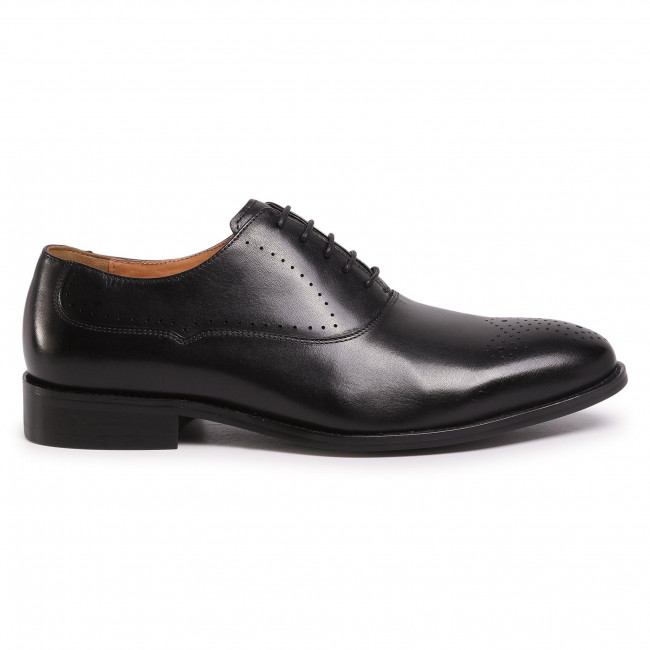 2020 Cool Chaussures homme Chaussures basses WITTCHEN - 90-M-515-1 Noir - Soirée - Chaussures basses - Homme SDLo6