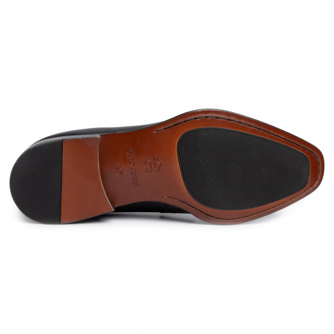 Peu Coûteux Chaussures homme Chaussures basses GINO ROSSI - Amon MMU023-Y79-0900-9900-0 99 - Soirée - Chaussures basses - Homme eKWWL