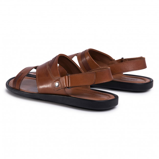 Le Moins Cher Chaussures homme Sandales GINO ROSSI - MN2894-TWO-BGBG-3333-0 88/88 - Sandales - Mules et sandales - Homme zHd2B