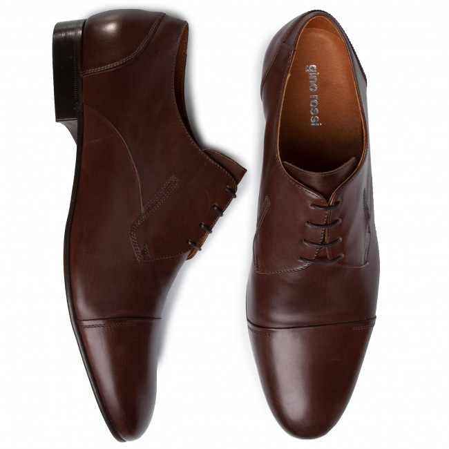 Haute Qualité Chaussures homme Chaussures basses GINO ROSSI - Porfirio MPC764-X95-4300-4000-0 89 - Soirée - Chaussures basses - Homme HdL67