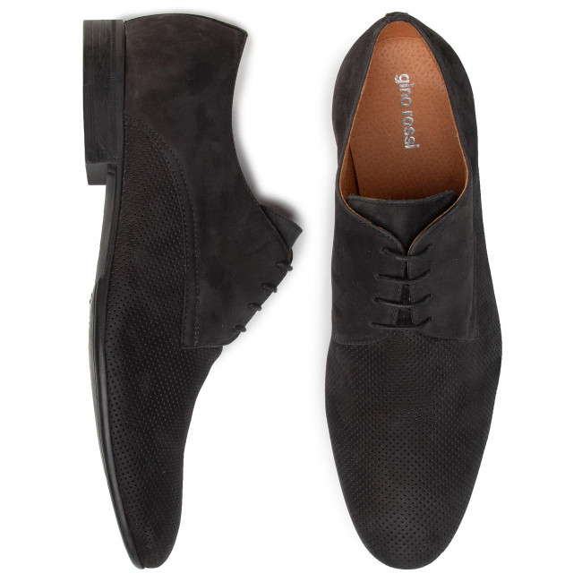 Dernier Chaussures homme Chaussures basses GINO ROSSI - Porfirio MPV667-V48-AG00-9900-0 99 - Détente - Chaussures basses - Homme wgEbH