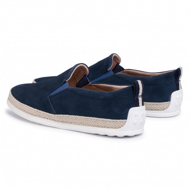 Nouveau Chaussures homme Espadrilles GINO ROSSI - Drin MW2617-TWO-BW00-5700-0 59 - Espadrilles - Chaussures basses - Homme ov2KZ