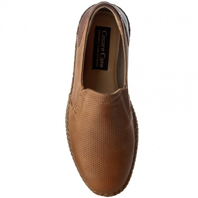 Chaussures 598b Basses Cesare Mi18 Beżowy Cave doWrBeCxQ