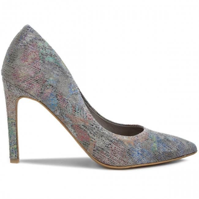 Chaussures 2017 Talons Spring Jasny summer Basses s But A101 Femme Aiguilles Szary gvfb7yY6