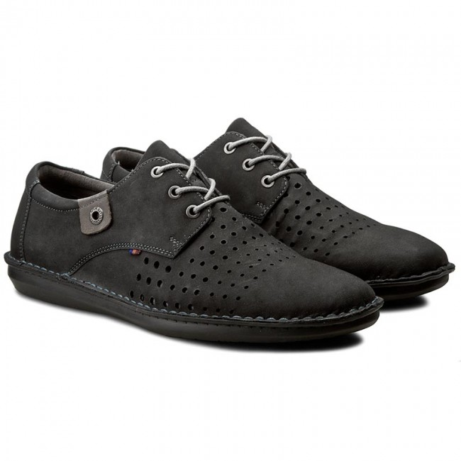 Chaussures Basses Lasocki For Men Mi07-a501-a357-01 Noir D