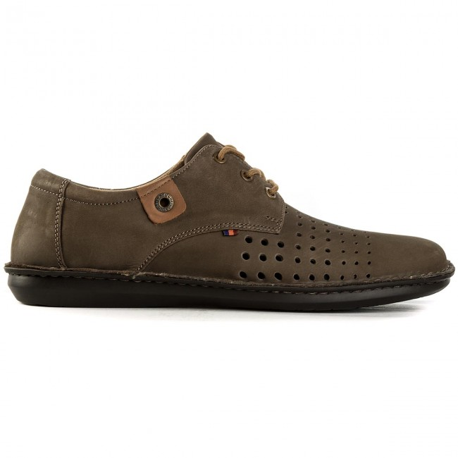 Chaussures Mi07 Lasocki Men Basses For a501 01 a357 Khaki oBdCxe