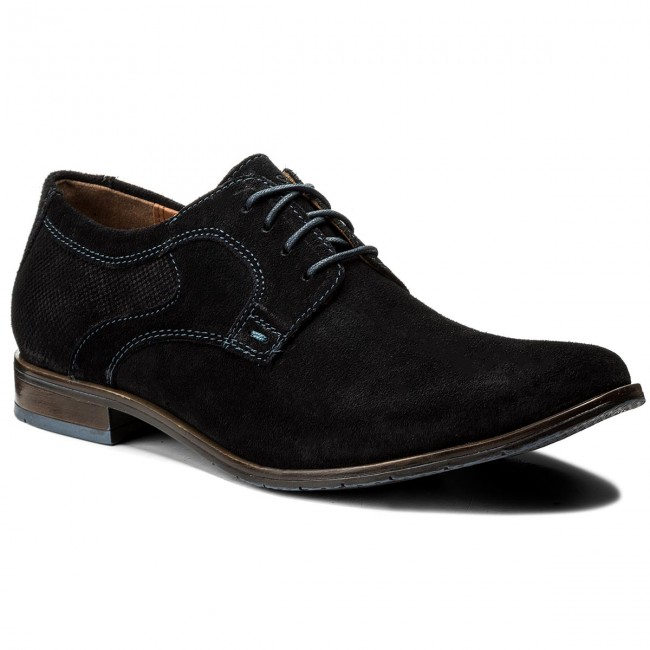 Men 08 Basses prus Chaussures Ciemny Mb Granatowy Lasocki For yY6g7bf