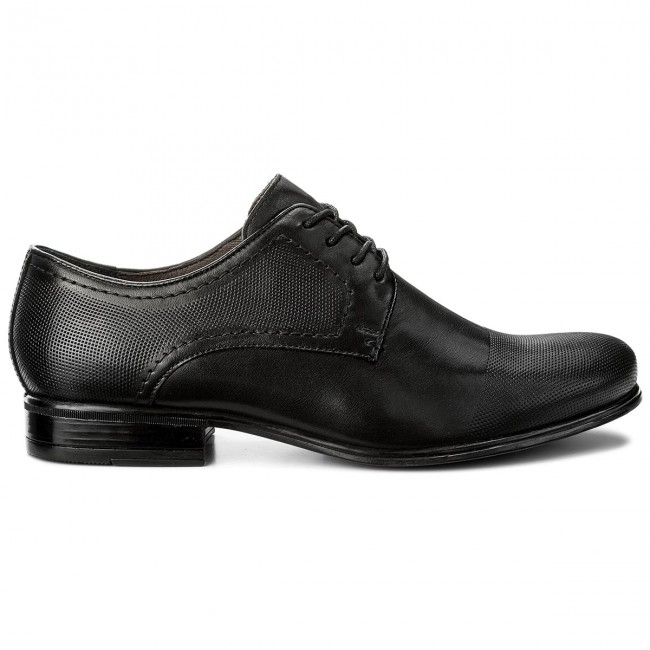 Chaussures Basses Mi07 03 For Men 365 c327 Noir Lasocki QrBeWdCox