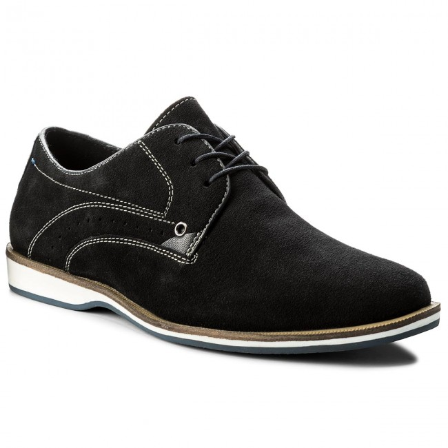 Ciemny For 02 385 Basses c348 Granatowy Lasocki Mi08 Chaussures Men If7vY6gyb