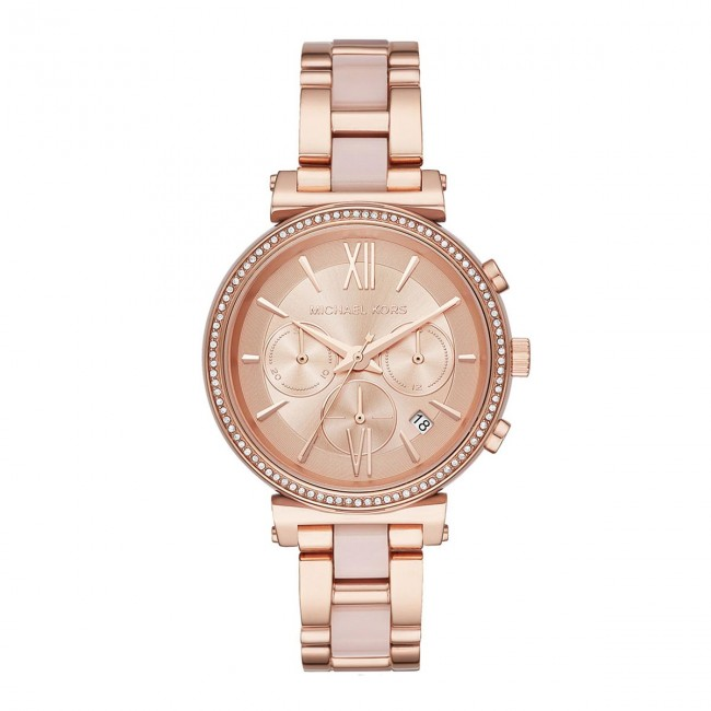 Mk6560 Michael Rose Kors Accessoires Fall Gold Gold rose 2018 Femme winter Montre Sofie Montres eE2YIDWH9