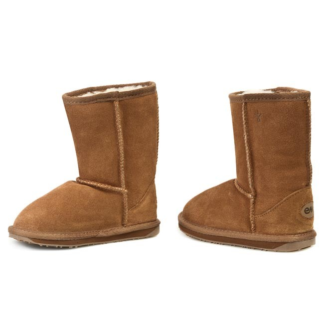 Chaussures Lo K10102 Bottes Wallaby Et Marron Fall Emu Australia Autres winter 2018 Femme N8nmwvO0