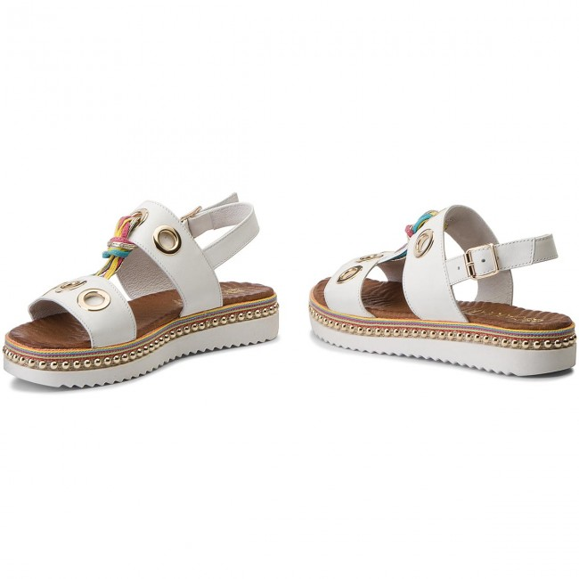 Et summer 986 Decontractees B4382 000 Sandales Femme G34 000 Carinii 2018 Spring Mules xBCWdroe