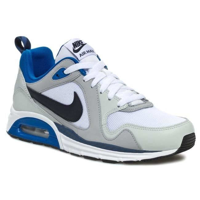 sports shoes 7f9d2 96803 Chaussures NIKE - Air Max Trax 620990 102 White Dark Obsidian Wolf Grey