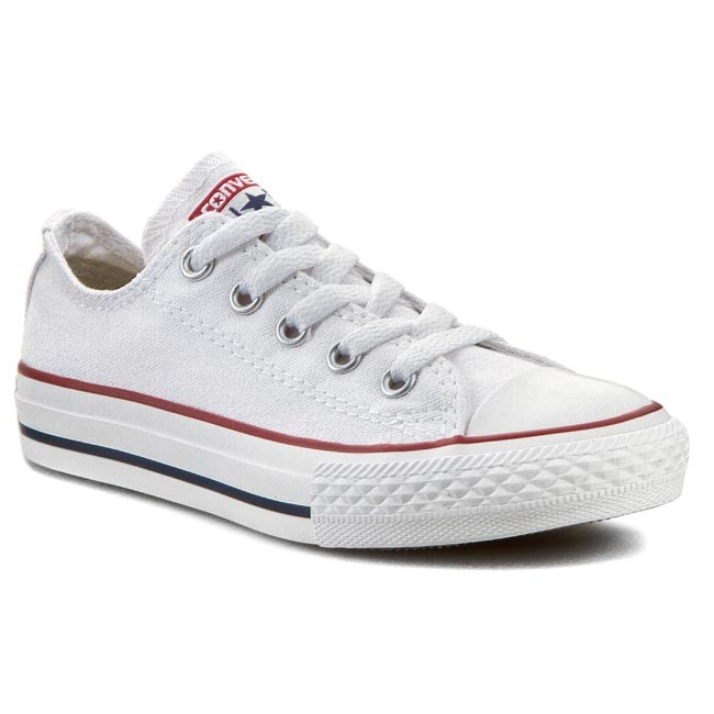 3j256 White Optical summer Spring Yth Chaussures 2019 Basses Star Converse a Lacets All Fille Sneakers q1 Enfant C t 76gYvbyf