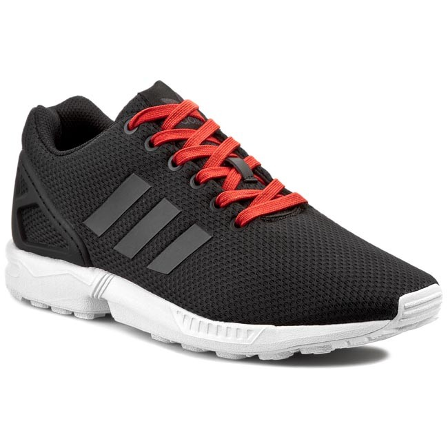 q3 Sneakers Chaussures Adidas 2018 Black1 winter Zx M19840 Basses white Flux Fall Homme vn0wOmN8