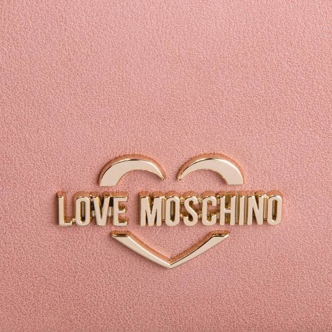 Sac Jc4083pp17lj0600 a Main Moschino Bandouli Rosa Love 0yvmN8Own