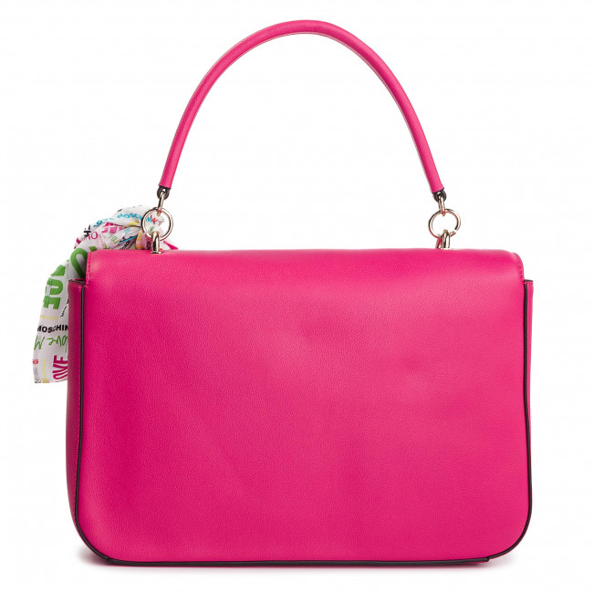Moschino Fuxia 2019 Sacs Spring Love a summer Jc4240pp07kf0604 Main Classiques Sac H9YeW2IED