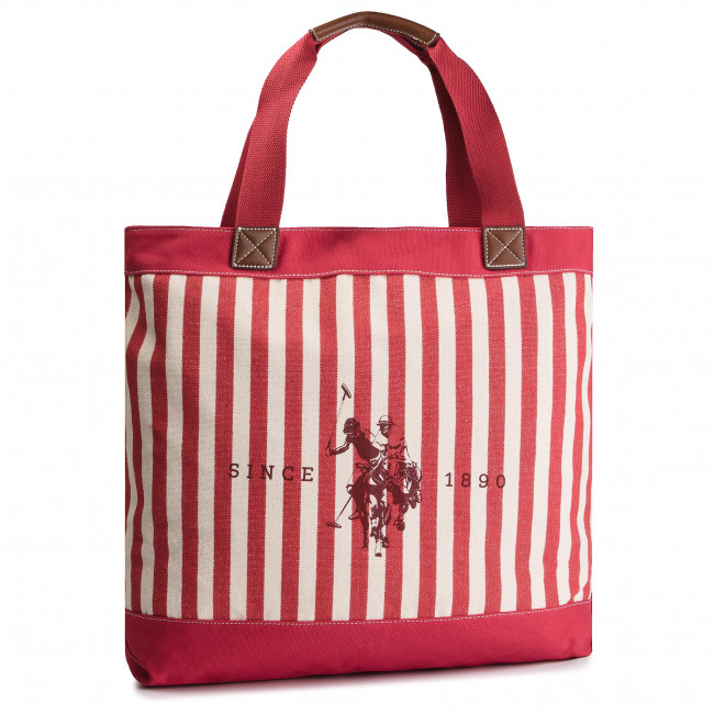 De Spring Shopping sPolo Beuyl0489wup400 Sac 2019 AssnMaryland U summer Main Canvas Plage Bag pu Red a Sacs BrxEQoedCW