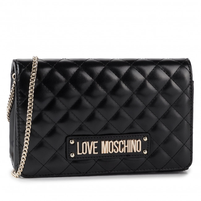 a Nero winter Fall 2019 Love Main Sac Sacs Moschino Jc4122pp18la0000 Soiree Pre trshQd