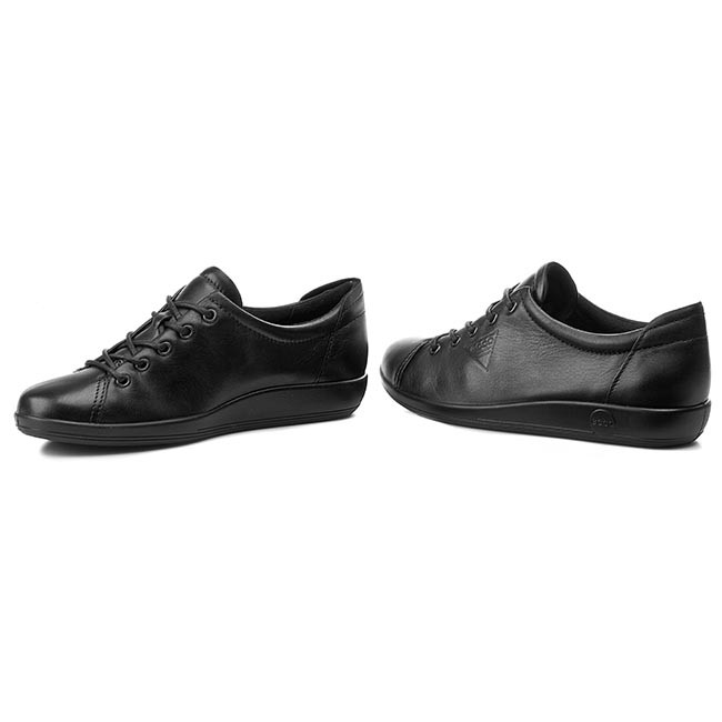 Basses Soft 20650356723 2 Chaussures 0 Femme Sole Ecco Black Plates Spring summer 2019 With PknwXZN80O