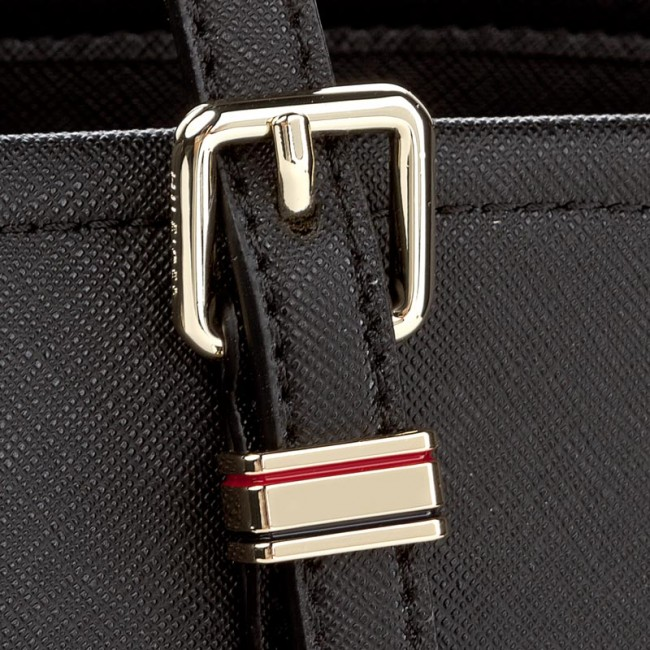 À Hilfiger Main Tommy Honey Sac 002 Tote Aw0aw04547 Med wvn0mN8