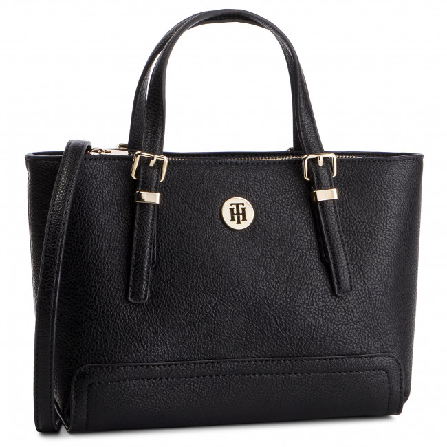 Honey 002 Finegrain Aw0aw06631 À Sac Tommy Main Hilfiger Small Tote dxBCoe