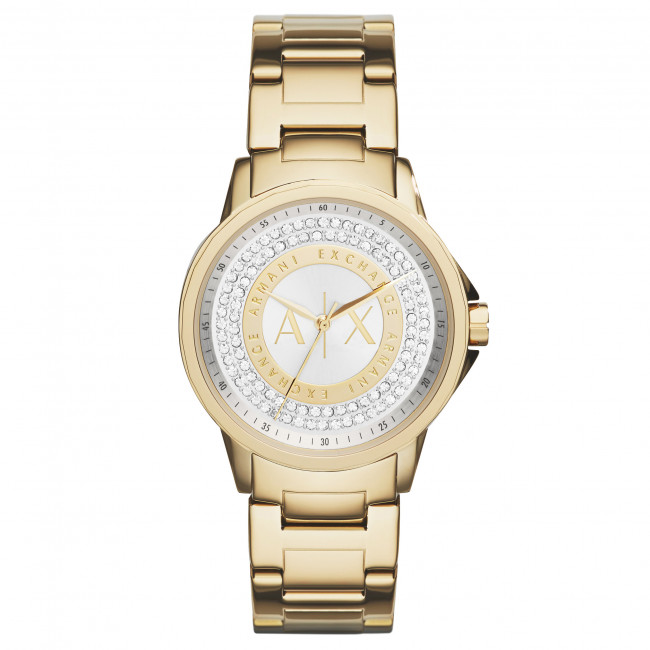 Banks Gold Accessoires 2019 Spring gold Lady Montres summer Montre Ax4321 Femme Exchange Armani HDIYW9E2