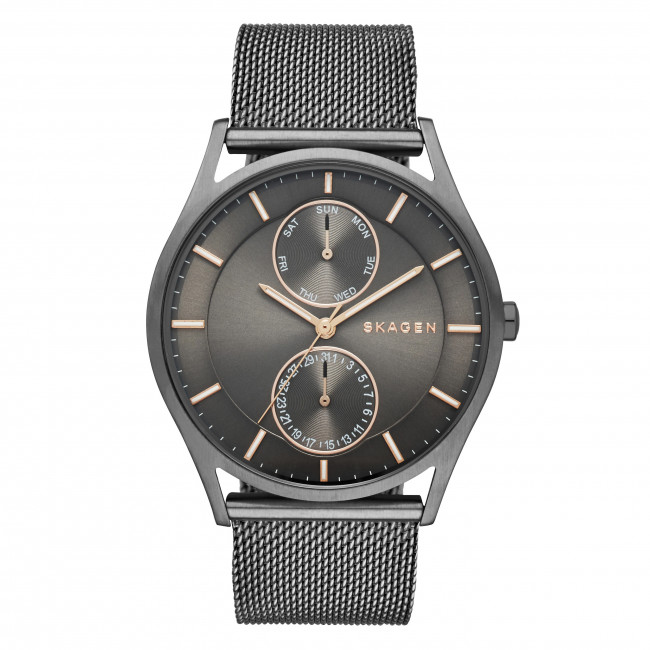 Gray 2018 winter Montres gray Homme Skagen Skw6180 Montre Holst Accessoires Fall NO8kwn0PXZ