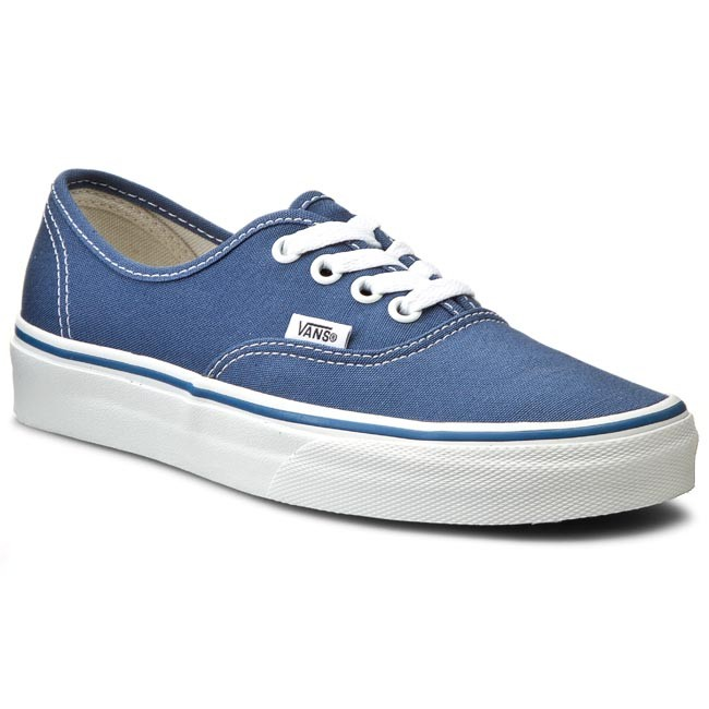 vans authentic bleu navy femme
