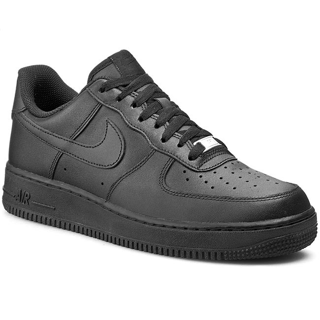 Chaussures NIKE Air Force 1 '07 315122 001 Black